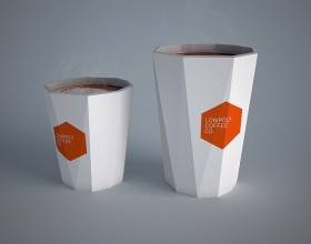 Lowpoly Coffee